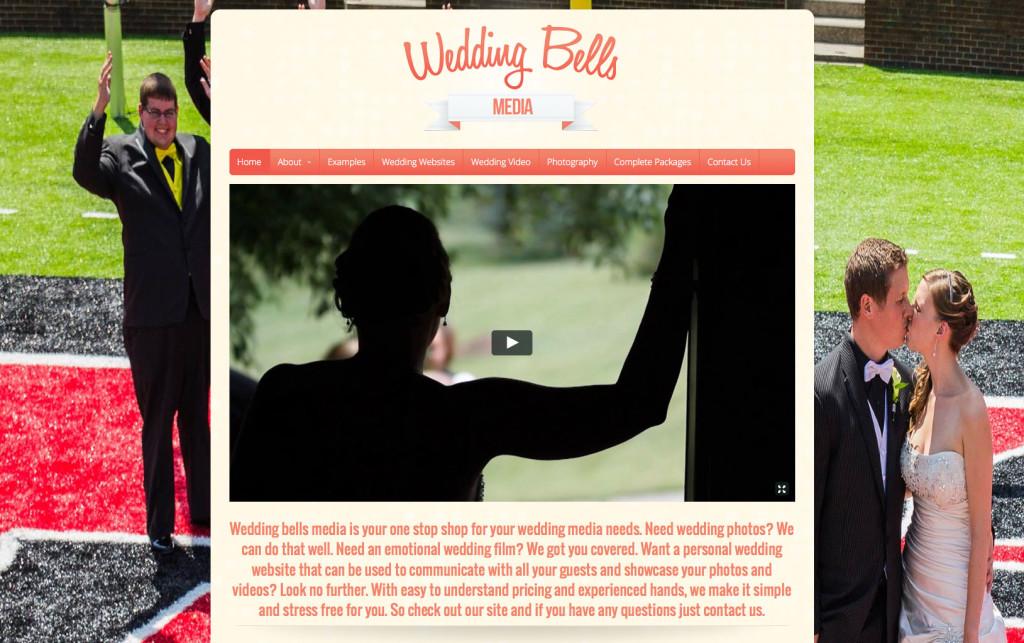 Tony Strader's Portfolio Wedding Bells Media - Tony Strader's Portfolio
